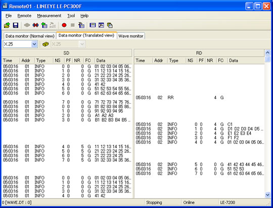 LE-PC300F (PC Link Software) | LINEEYE